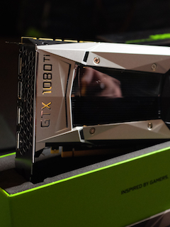 GDC 2017: NVIDIA reveals GeForce GTX 1080 Ti, GTX 1080 OC and GTX 1060 OC