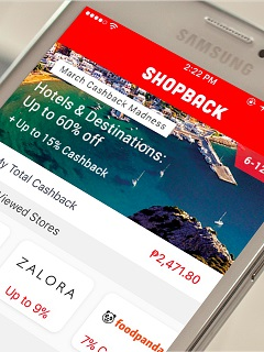 ShopBack enters its 2nd year in the country with more online shopping partners