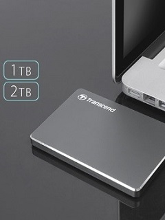 Transcend introduces StoreJet 25C3 with up to 2TB capacity