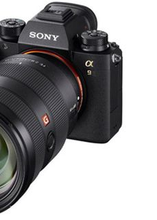 Sony's latest Alpha 9 camera is the one camera to rule them all