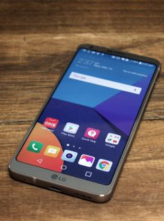 Photo gallery: The LG G6 and its unique display