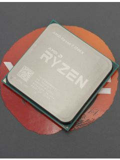 AMD Ryzen 7 1700X: The middle child