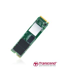 Transcend jumps on the PCIe NVMe M.2 bandwagon with its MTE850