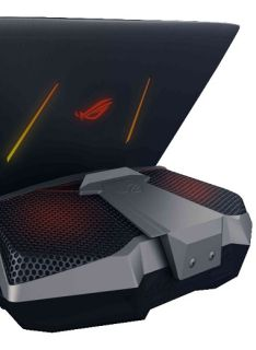ASUS's updated ROG GX800 is liquid-cooled and powered by dual GeForce GTX 1080s