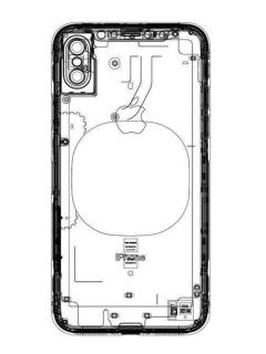Images of a purported iPhone 8 schematic leaks on to the internet
