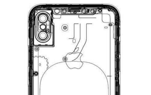 Here's a glimpse at a purported iPhone 8 schematic