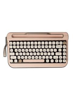 Penna Bluetooth keyboard gives a vintage typewriter feel