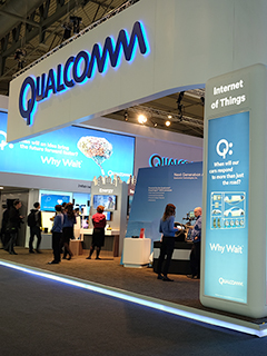Qualcomm is now suing Apple in the U.S.
