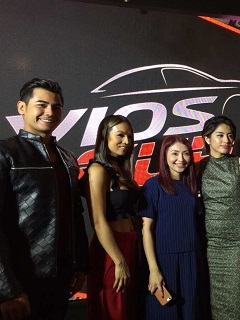 Toyota teams up with TOTAL for the upcoming Vios Cup