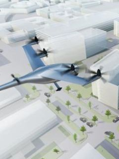 By 2020, Uber wants a fleet of flying taxis