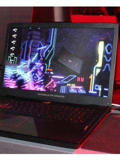 COMPUTEX 2017: A quick hands-on with ASUS' AMD Ryzen-based ROG gaming notebook