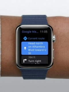 Google Maps, Amazon and eBay abruptly drop Apple Watch support