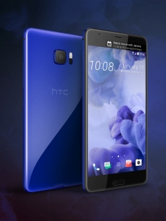 HTC U Ultra Sapphire Glass Edition has more storage space, comes in Sapphire Blue