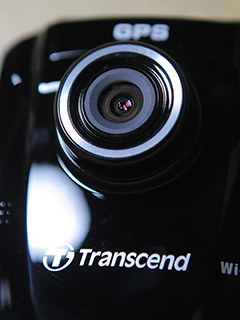 Transcend DrivePro 220: Armored Pawn
