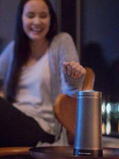 Invoke is Harman Kardon's Cortana-powered speaker
