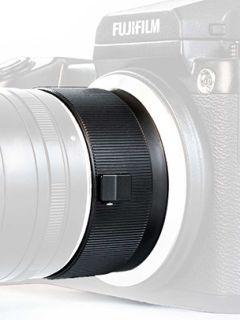 The world's first GFX adapter for full-frame lenses is from Venus Optics