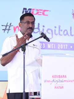 MDEC launches 'Kembara #mydigitalmaker bersama PINTAR' initiative