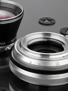The Neptune Convertible Art Lens System gives you plenty of creative freedom