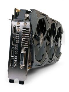 ASUS ROG Strix GeForce GTX 1080 Ti OC Edition - HardwareZone com my