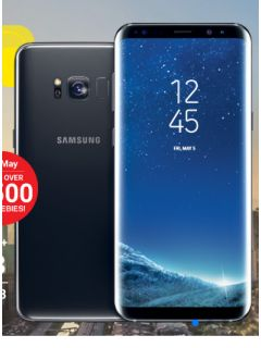 Samsung Galaxy S8 and S8+ now available in Digi stores