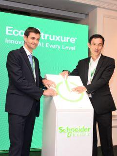 Schneider Electric launches EcoStruxure platform and EcoXpert Partner Program