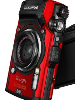 Olympus has a new and improved Stylus Tough TG-5