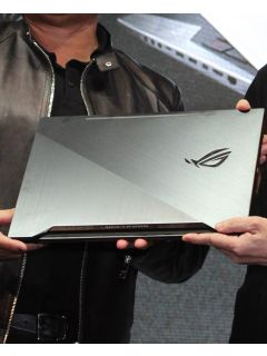 COMPUTEX 2017: ASUS unveils the Zephyrus at ROG event