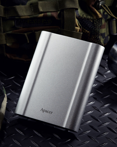 COMPUTEX 2017: Apacer showcases ruggedized portable storage devices