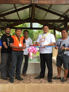 Ford, Gawad Kalinga provide two new water facilities in Leyte