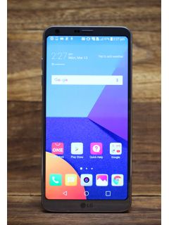 LG G6: An alternative to the Samsung Galaxy S8?
