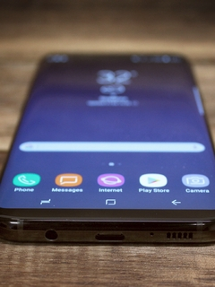 PSA: Galaxy S8's fast charging only works when the display is off