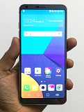 LG G6: Subdued sophistication