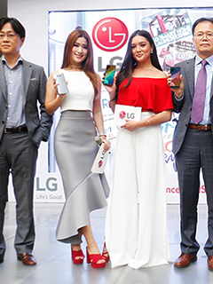 "LG, SM team up to bring ""Innovation for a Better Life"" to Filipinos"