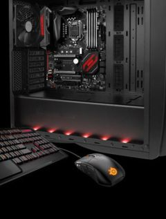 SteelSeries and MSI collaborate to sync lighting effects on their products