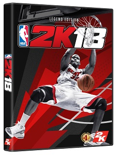 Shaquille O'Neal returns to the hardcourt in NBA 2K18 Legend Edition