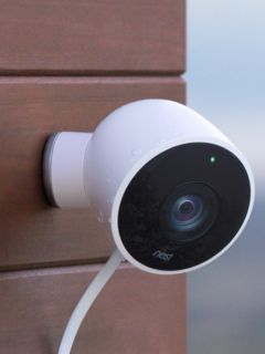 Rumor: Nest, a company owned by Google is working on a 4K security camera