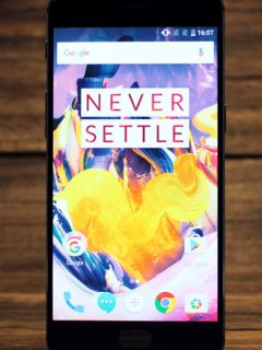The camera on the OnePlus 5 is possibly better than the HTC U11's