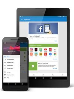 Opera Max 3.0 sports new UI and helps you save more data on Facebook