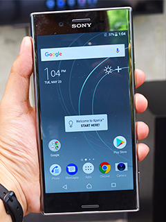 Sony Xperia XZ Premium flagship smartphone makes landfall in PH for PhP 45,490