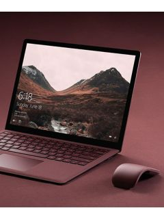 Comparing the Microsoft Surface Laptop, Apple MacBook Air, and Dell XPS 13