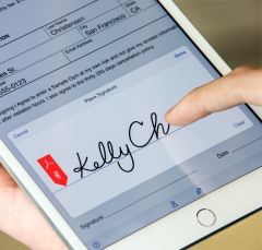 Adobe Document Cloud adds Scan and Sign functionalities