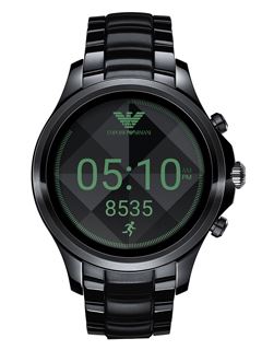 Emporio Armani is developing an Android Wear smartwatch