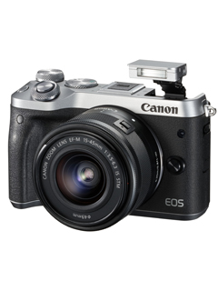 Canon EOS M6: Intuitively powerful