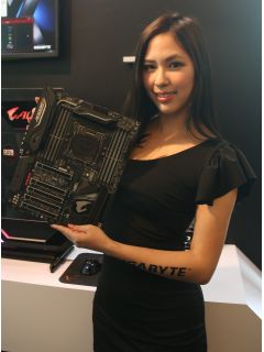 COMPUTEX 2017: Gigabyte's X299 AORUS motherboards, Killer xTend, and more