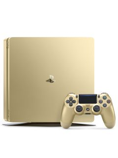 Celebrate Sony's 'Days of Play' with a brand new gold or silver PlayStation 4