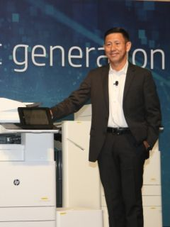 HP launches new A3 and A4 printers, pushes further for cybersecurity