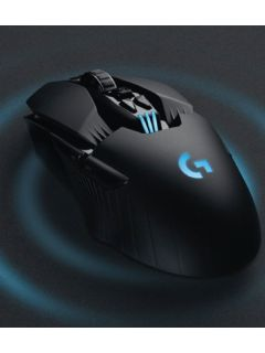 Logitech's new wireless mice can now be charged wirelessly via the mousepad