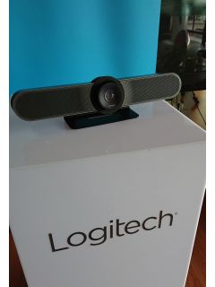 The Logitech MeetUp ups the ante for conference webcams on a grand scale