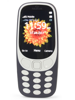 Nokia 3310: Blast from the past