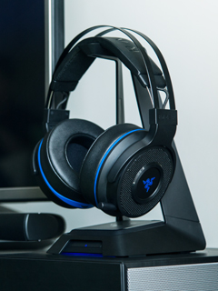 Razer unveils Thresher Ultimate gaming headphones for PS4 and Xbox One